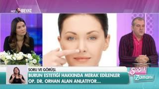 Op. Dr. Orhan Alan - Beyaz TV Sağlık Zamanı 11.06.2017