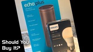 I Returned My Amazon Echo Plus