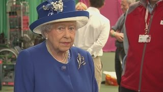 Grenfell Tower fire: Queen praises London community for reacting in the