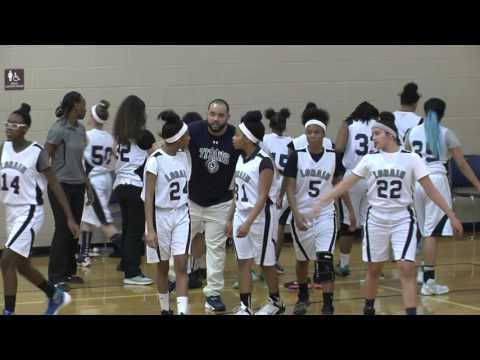 8th Grade Girls' Basketball GJW vs. Longfellow 1-26-16