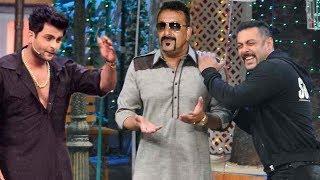 Sanket Bhosale FUNNIEST Mimicry Of Salman Khan, Sanjay Dutt