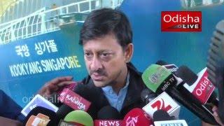 Sidhant Mohapatra - MP - Gopalpur Port Inauguration