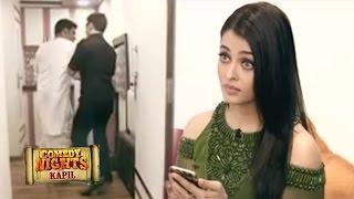 Aishwarya Rai THROWS Kapil Sharma Out Of Her Vanity Van - SHOCKING