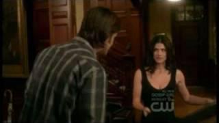 PadaCortese (L) Jared and Genevieve Padalecki in Supernatural Season 6