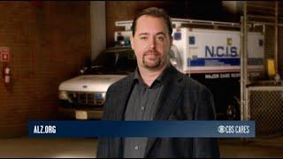 CBS Cares - Sean Murray on Alzheimer's Disease