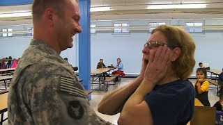 🔴 Soldiers Coming Home Surprise Compilation 83