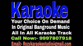 Baba Chale Hain Haj Ko Qawwali Karaoke Mohammad Aziz Track