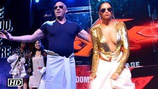 Watch Vin Diesel's LUNGI DANCE with Deepika Padukone