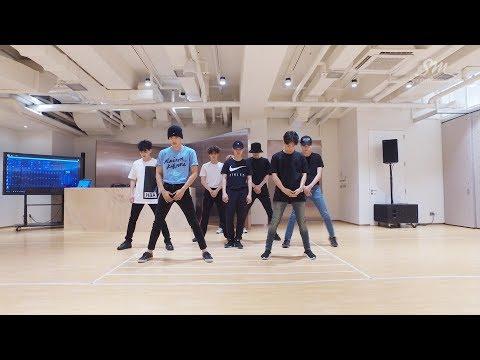 EXO 엑소 '전야 (前夜) (The Eve)' Dance Practice