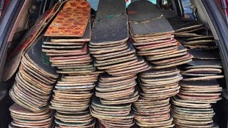 HOW TO RECYCLE SKATEBOARDS LIKE CASEY NEISTAT