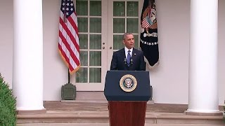 The President Speaks on the Supreme Court's Decision on Marriage Equality