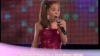Arevner Rihanna karaoke titrerov