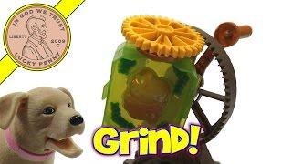 Doctor Dreadful Organ Grinder Gummy Candy Maker