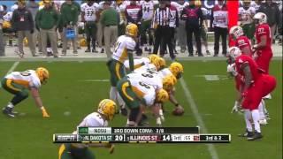 2014 FCS Championship North Dakota State vs Illinois State