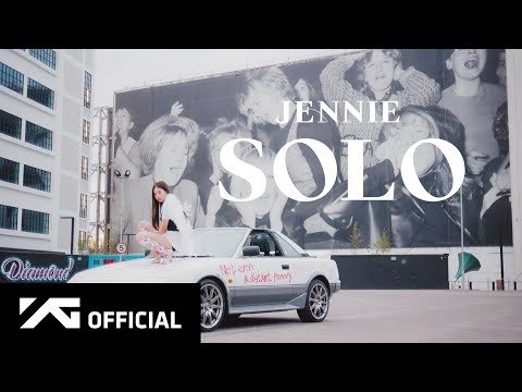 JENNIE - 'SOLO' MV