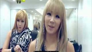 Funny Moments in 2NE1 TV Season 3(Ep 11)