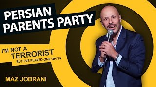 """Persian Parents Party"" 