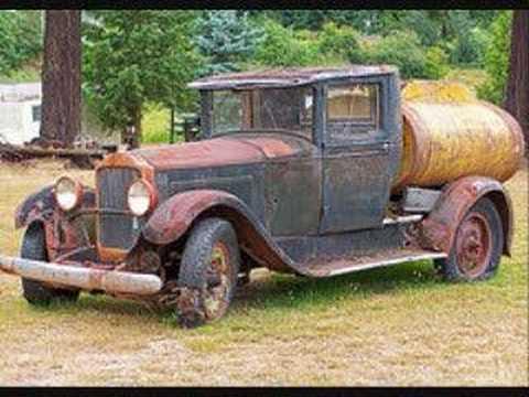 Little Old Trucks