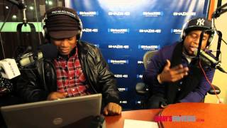 Talib Kweli Freestyles and Weighs in on Big Sean and Drake on Sway in the Morning