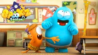 Spookiz 스푸키즈 | Season 2 - Episode 1-5 COMPILATION | Cartoons for Children