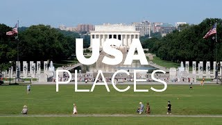 25 Best Places to Visit in the USA - Travel Video