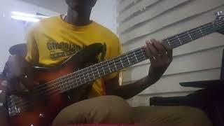 Gh Raggae Medley by Sonnie Badu/Affreh Jnr. (Bass Cover) by Viglo