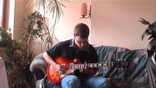Sztywny Pal Azji - Wieża Radości, Wieża Samotności (Guitar Solo Cover + Tab)