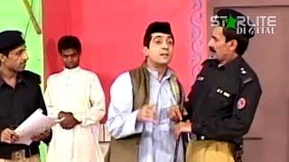Best Of Iftekhar Thakur Stage Drama Full Funny Comedy Clip