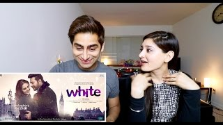 WHITE (MALAYALAM MOVIE) OFFICIAL TRAILER REACTION | BHAV & SIM