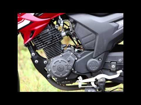 NOVA YAMAHA YS FAZER 150 MOTOR