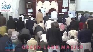 Day 21 - Taraweeh Prayer: Shaykh Ahsan Hanif/Qari Zakaullah Saleem/Shaykh Ahmad Al-Ubaydi