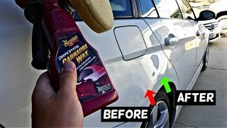 HOW TO POLISH A CAR. Amazing Results