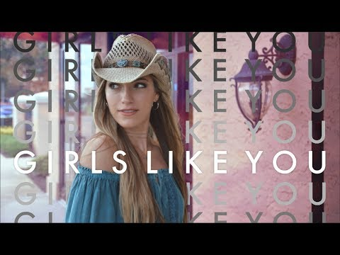 """Girls Like You"" Maroon 5 