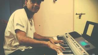 Dheere Dheere Se meri - Piano Cover By Shantanu Das