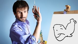 Quick, Draw - Can Google's Artificial Intelligence Guess What I'm Drawing? - Quick Draw Gameplay