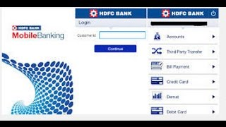How to change hdfc forex card ipin