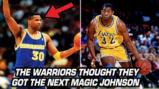The Warriors Thought He Was the NEXT NBA STAR! What Happened?