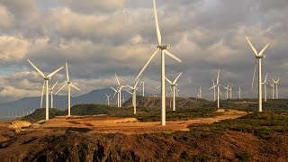 Construction of the Largest Wind Farm in Southeast Asia