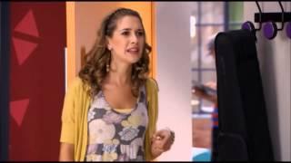 Violetta - Violetta ondekt dat Angie haar tante is