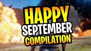 Best Funny Compilation September 2018 | PUBG Redzone