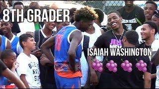 8th Grader CALLS OUT Isaiah