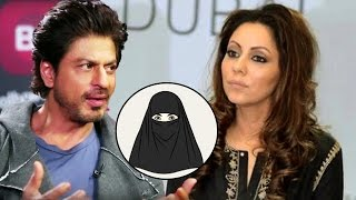 When Shahrukh Khan Told Gauri To Wear A BURKHA & Change Her Name To AYESHA