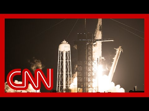 Eight and a half minutes of terror Analyst describes moments after liftoff