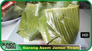 Garang Asem Jamur Tiram Resep Masakan Indonesia Gampang Dipraktekkan Recipes Indonesia Bunda Airin
