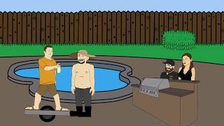 "Tom and Dan Toons! - Season #4 - Episode #9 - ""Lee"