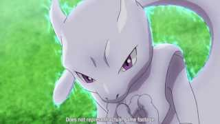 Pokemon X and Pokemon Y Mewtwo Evolution MewThree Animated full Movie Clip【HD】