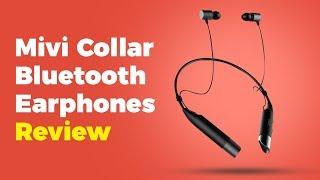 Mivi Collar Bluetooth Earphones Review   Digit.in