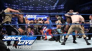 WWE SmackDown LIVE Full Episode, 24 January 2017