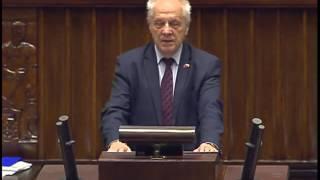 Stefan Niesiołowski - wystąpienie z 20 października 2016 r.