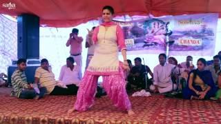 Sapna Hot Stage Dance 2016 New Haryanvi Song 2017